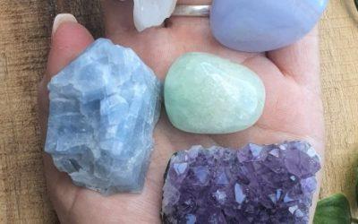Stenen op de baby- en kinderkamer