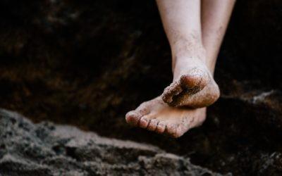 Stenen om te aarden