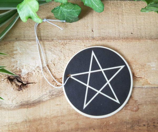 geurhanger pentagram