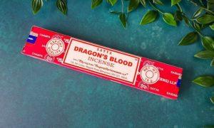 wierook satya dragons blood