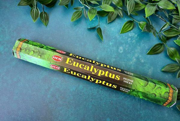 Wierook Eucalyptus