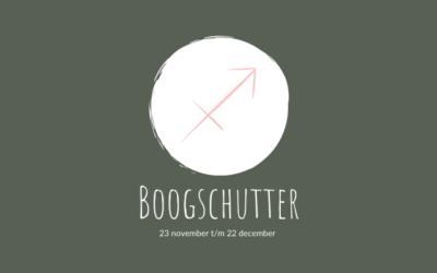 Zodiac Signs – Boogschutter