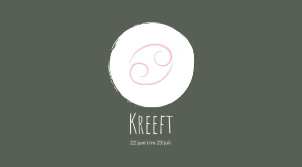 Zodiac Signs - Kreeft