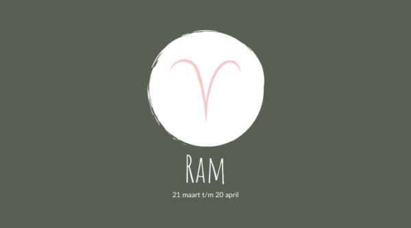 Zodiac Signs - Ram