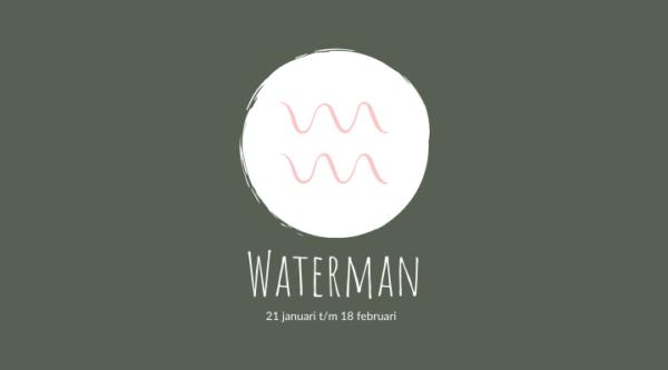 Zodiac Signs - Waterman