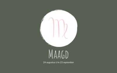 Zodiac Signs – Maagd
