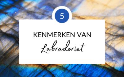 labradoriet – 5 kenmerken